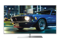 "Panasonic 49"" 4K LED Premium TV, swivel pedestal"